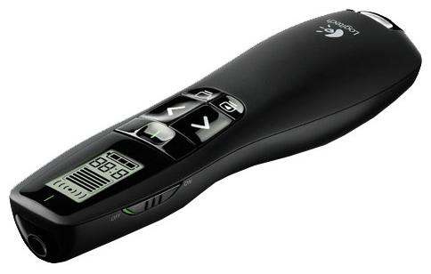 Мышь Logitech Professional Presenter R700 Black USB